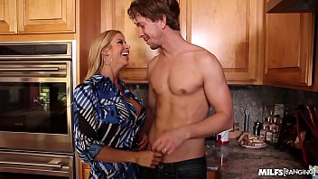 Watch Kitchen Penetration - His Tool Works Her Trimmed Cunny preview