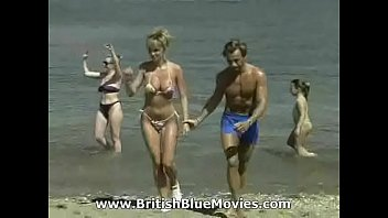 Vintage porn from England with Clare Green