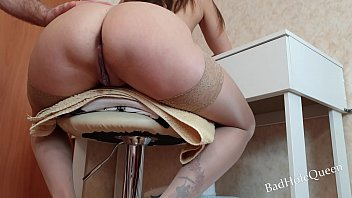 My girl squirts from anal sex