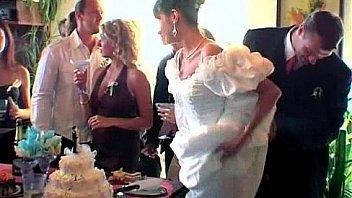 Fucking bride part of wedding