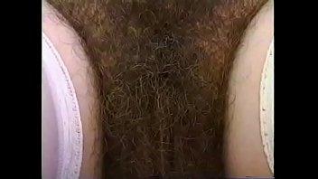Busty hairy nurse