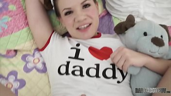 For FATHER'S DAY Play Time, She Wants Daddy's Cock