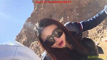 TRUNG QUỐC: Đưa người yêu ra thiên nhiên địt - NGUOILON.TV