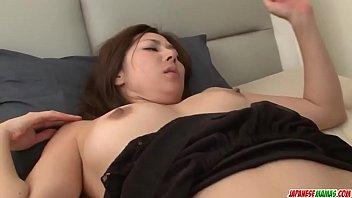 Hot japan girl Mirei Yokoyama in beautiful porn scene