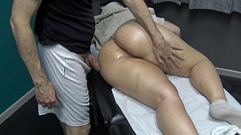 Fat Ass Real Massage