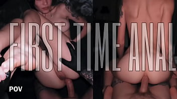 HOT AUSSIE TEEN GETS HER ASS FUCKED FOR THE FIRST TIME