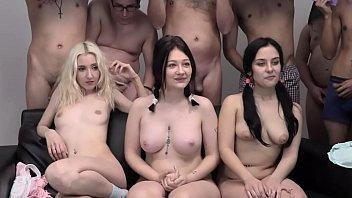 Spanish Bukkake Porn
