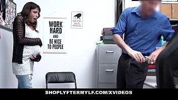 Blackmailing A Slut Mom (Vera King) - ShopLyfter Mylf