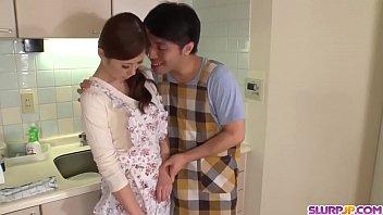 Hot japan girl Rina Koda in group sex video