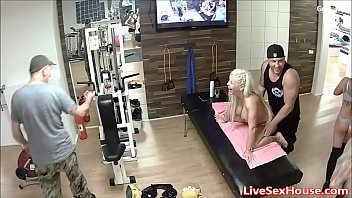 Working out in reality show