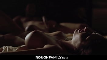 Mom Seduced by her Own Son - RoughFamily.com