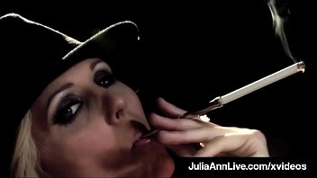 Cock Sucking Cougar Julia Ann sets the stage for an Oscar winning performance in this dick pleasing, cigar smoking Broadway sex show! Full Video & Julia Live @ JuliaAnnLive.com!
