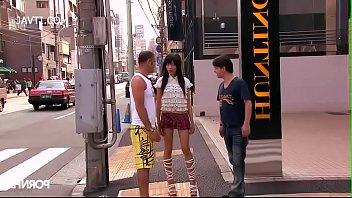 Japanese threesome uncensored