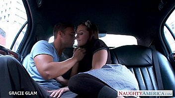 Beauty young Gracie Glam fucks...