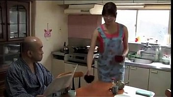 Watch Japanese daughter-in-law fucked by old father-in-law preview
