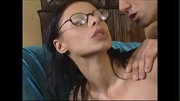 Brunette Burglar get Ass Pumped Punished