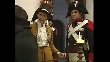 Napoleon's second wife cute blonde Maria Louisa  is introduced at an inn,