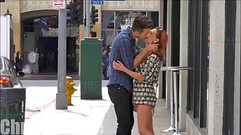 Passionate kissing Thumbnail