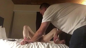 First time spank muscle dyke