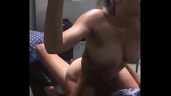 She begs for him to cum