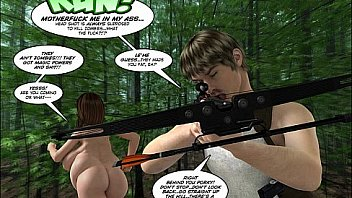 3D Comic: Langsuirs. Episode 33 - The learning curve... Thumbnail