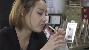 Watcher Girl Korean erotic