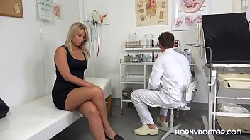 Nikky Dream looks forward to every visit to her gynecologist. He always helps her with her horny wet pussy