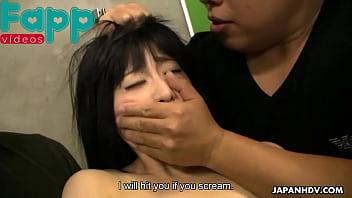 Asiática Novinha sendo a. no banho