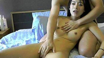 Asian toy orgasm