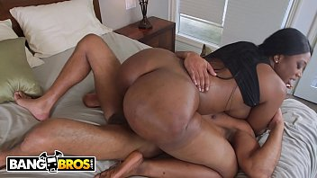 BANGBROS - Stallion Enjoys Burying His Big Black Dick In Victoria Cakes's PHAT ASS