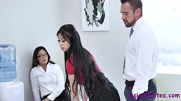 Office fuck for AISNA SLUTS