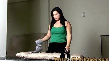 Sexo com a empregada safada