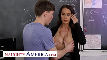 Naughty America - McKenzie Lee lets Rion get everything out of his system