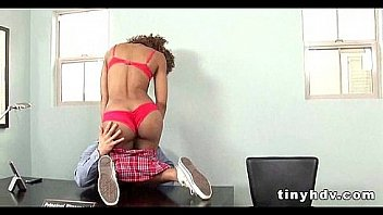 Perfect black teen pussy Misty Stone 7 91