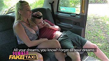 Female Fake Taxi Student gets ultimate fantasy fuck