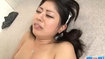 Konatsu Hinata feels a strong dick inside the shaved cunt - more at JavHD.net