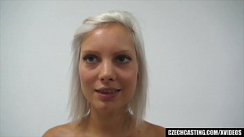 Watch cameraman ‣ Czech casting - 24-years-old blonde's beauty is really extraordinary preview