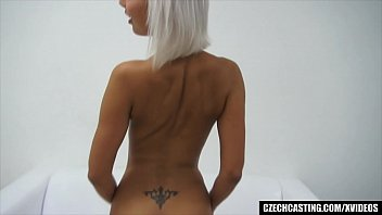 Czech Casting - 24-years-old blonde's beauty is really extraordinary