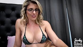 I love when my Hot Mom sucks my Cock - Cory Chase