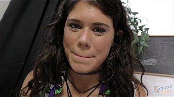 Lexy Lotus 's First Facial