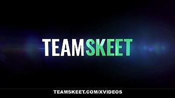 Skinny Teen Lilly Bell - Team Skeet