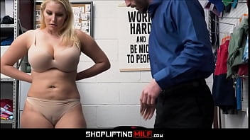 Big Tits Blonde Big Ass Milf Ex Employee Sex With Guard After Deal Is Reached thumbnail