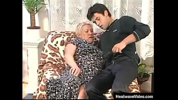Big Bad Granny's - Debora - Old grandma wants taste young dick her grandson