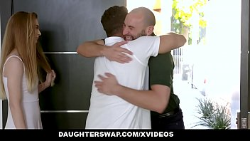 Daddies Swap Daugthers In an Orgy