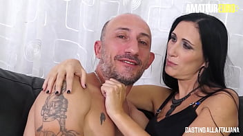 AMATEUR EURO - #Luna Dark - Perv Agent Knows How To Turn On A Woman On Casting