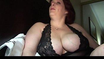 bbw sexy milf takes a load from DesireBBWs .com
