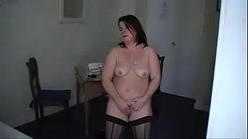 Cumshot on ass