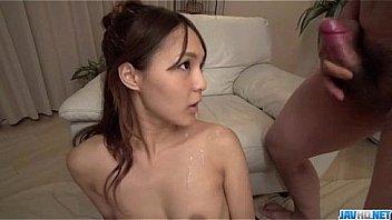 Cock sucking milf Yukina Momota blows like an angel