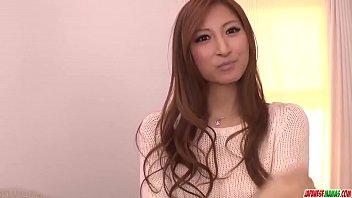 Hot japan girl Reira Aisaki in rough sex video