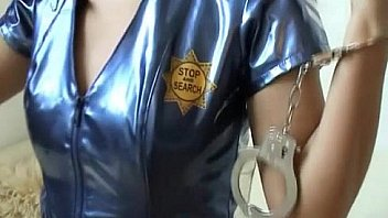 Are my shiny gold PVC panties making you hard yet